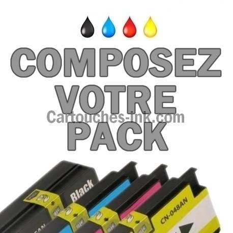 Cartouches compatibles HP 950XL HP 951XL
